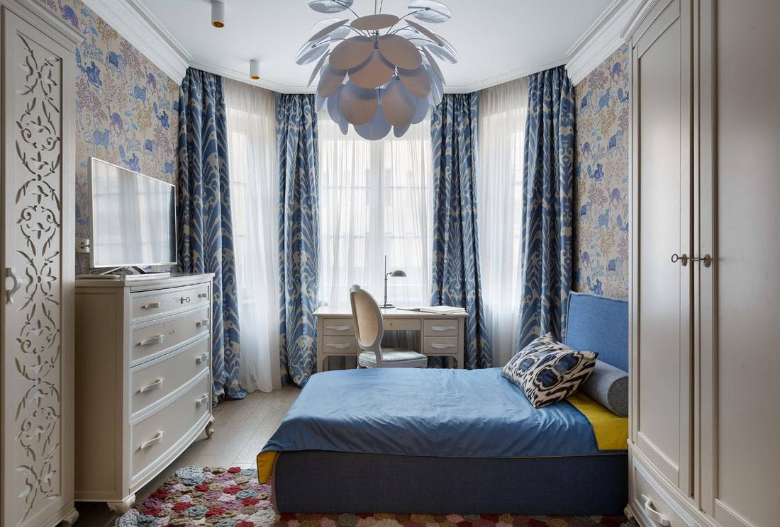 дизайн комнаты с полуэркером фото добавлял гугл сам