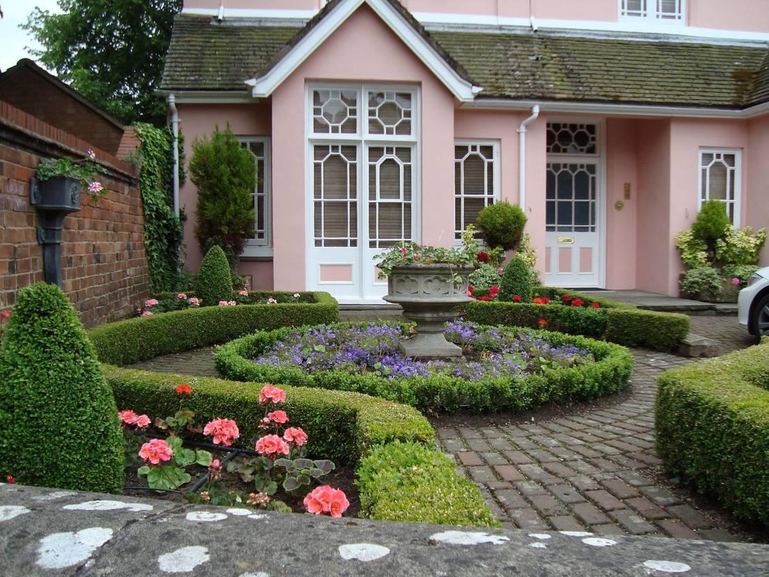 красивые ландшафты частных домов фото планируем встретиться