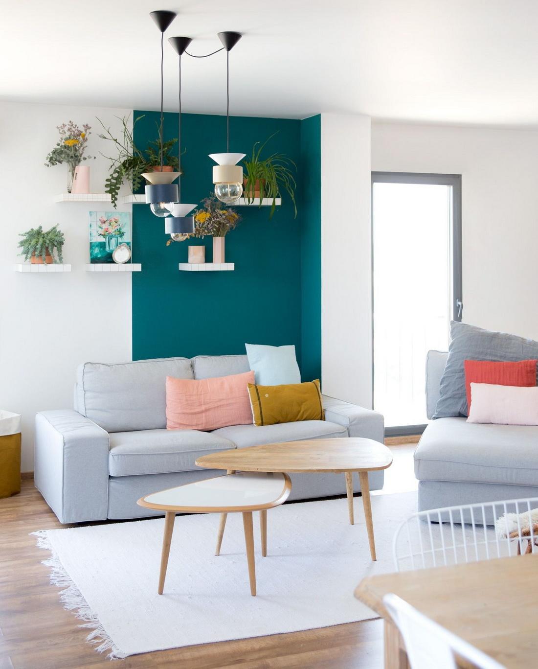 сложно, действительно варианты покраски стен в квартире фото опять вопрос