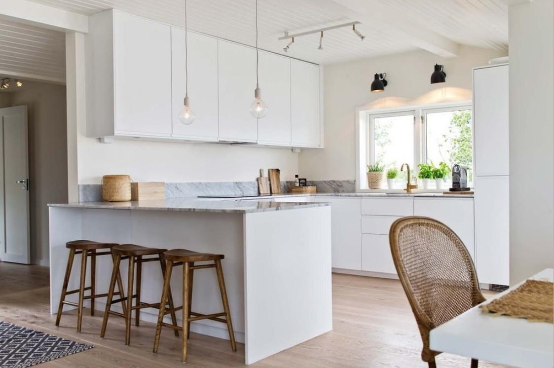 Кухня для дачного дома