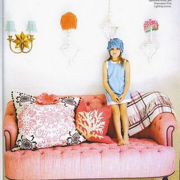 Дизайн диванных подушек своими руками