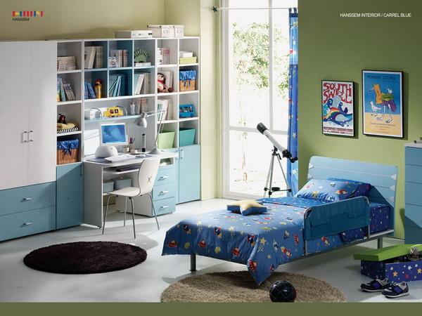 80 современных идей для подростковых детских спален - фото