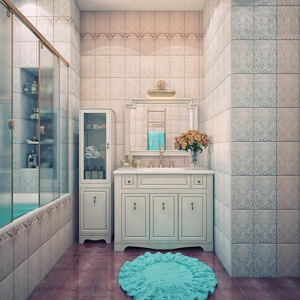 Тумбы для ванной