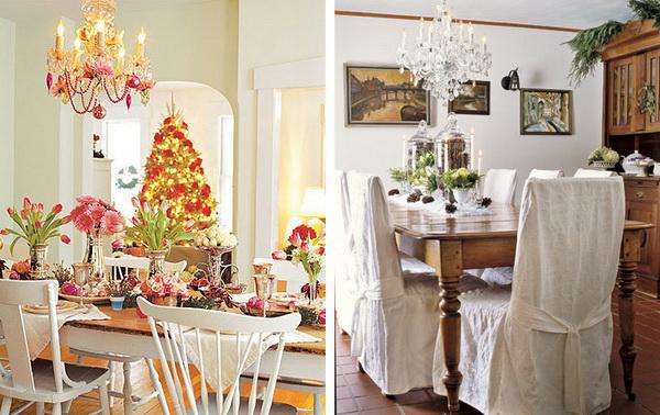 декор идей для новогоднего украшения дома