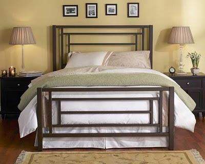 Железные кровати