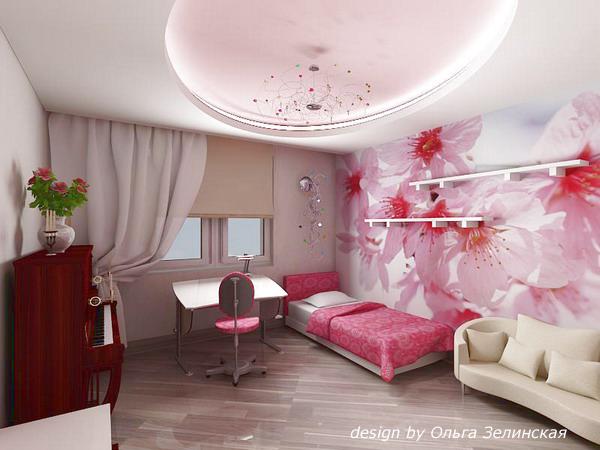 Дизайн комната компьютер