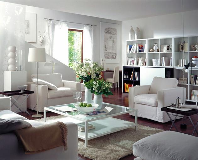 Фото интерьера комнат в дачном доме
