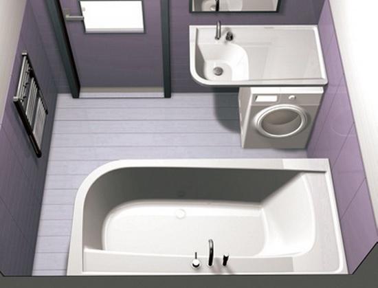 комната - 50 идей - - Дизайн ванной