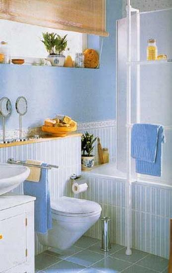 Идеи для маленьких ванн