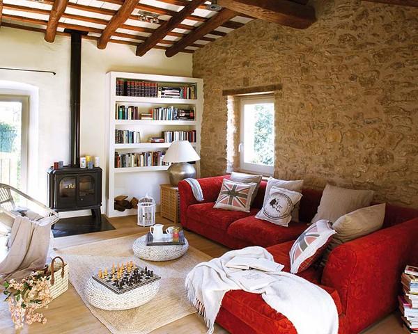 испанский дом фото