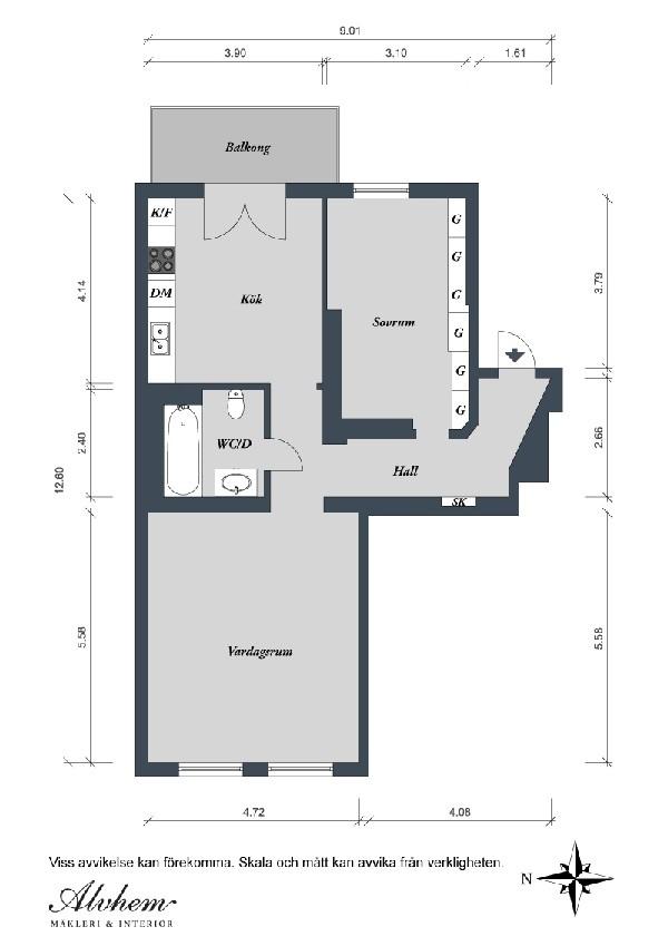 Маленькая квартира для большой жизни