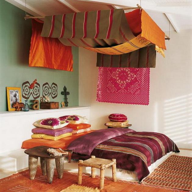 Оформление дизайна комнаты