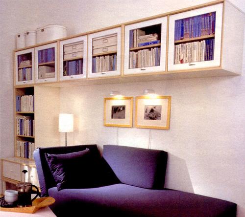 Уютные интерьеры маленьких квартир