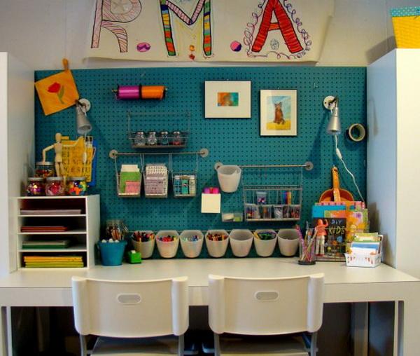 Письменный стол для школьника 12