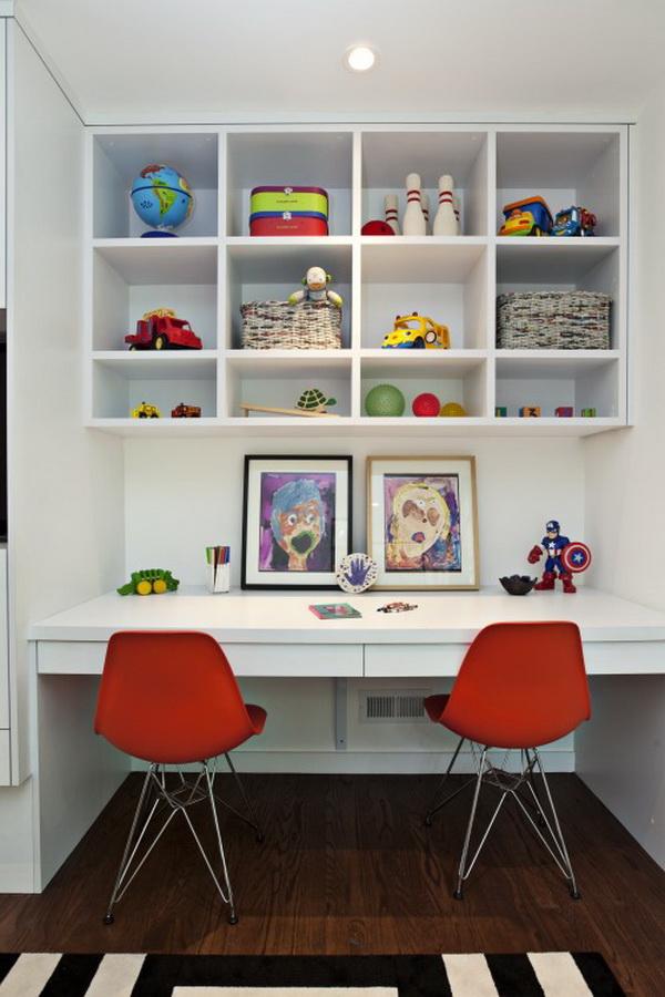 Письменный стол для школьника 25