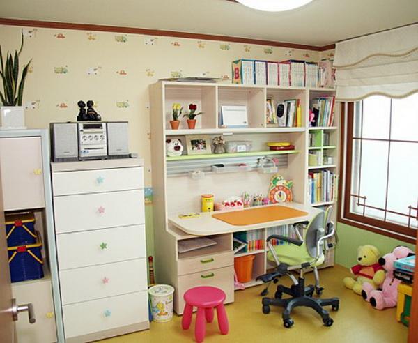 Письменный стол для школьника советы и 50 фото в интерьере