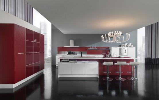 Красивый ремонт кухни дизайн кухни
