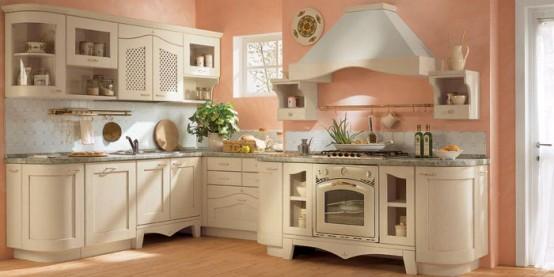 недорогой и красивый ремонт кухни