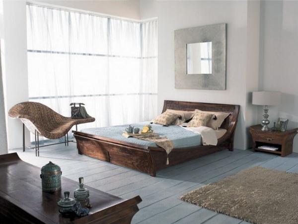 Уютная спальня дизайн