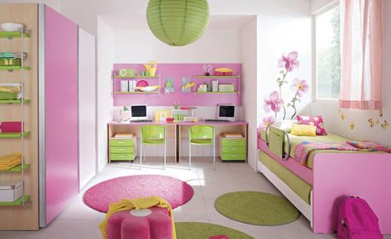детские комнаты - фото