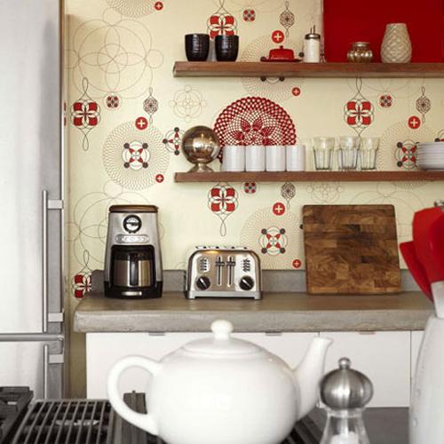 Дизайн для кухни обои
