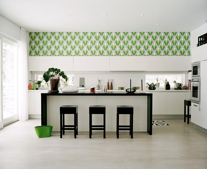 Обои для кухни - 32 варианта - - Дизайн ...: uutvdome.ru/publ/9-1-0-48