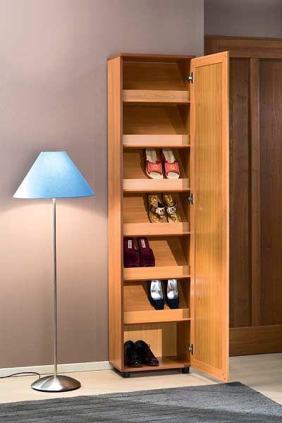 Шкаф для обуви в прихожую 15