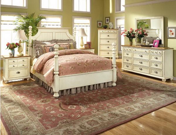 Красивые спальни.