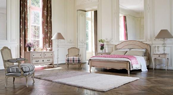И так, красивые спальни - фото.