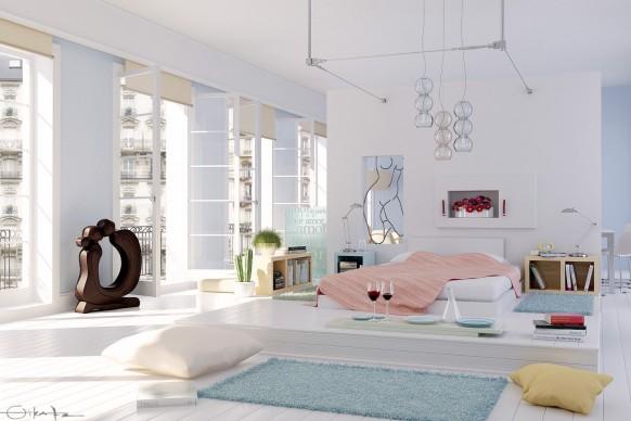 Стили спальни 100 прекрасных идей