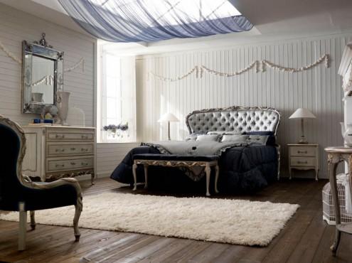Итальянская спальня Ambient Notte фабрика Savio Firmino.