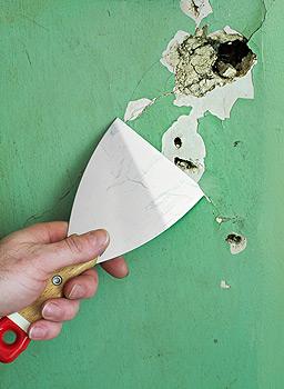 Ошибки при ремонте