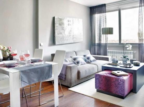 дизайн маленьких трехкомнатных квартир с фото #14