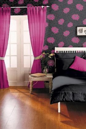 Выбор обоев для спальни 44 примера с