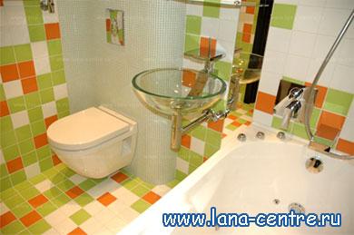 Ремонт и планировка маленькой ванной комнаты в хрущевке.