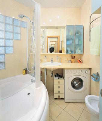 Дизайн ванны квартире плитка 61