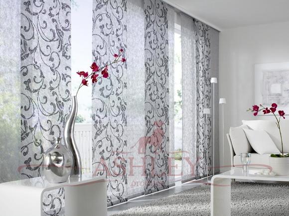 Чем удобны японские шторы