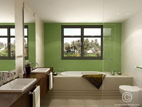 Окно в ванной - это плюс 14