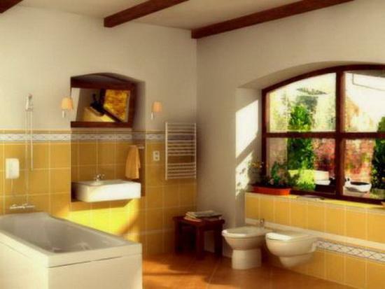 Окно в ванной - это плюс 16
