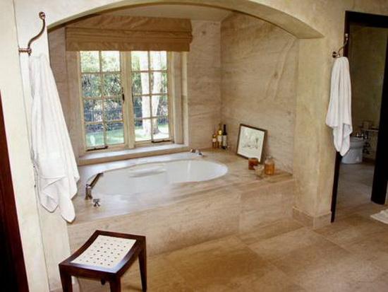Окно в ванной - это плюс 6