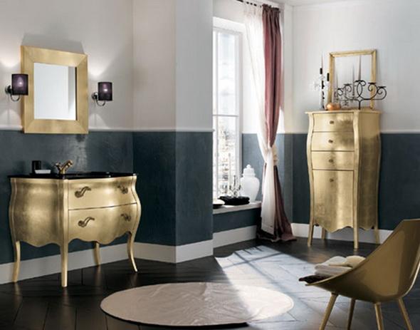 мебель для ванной комнаты 70 идей