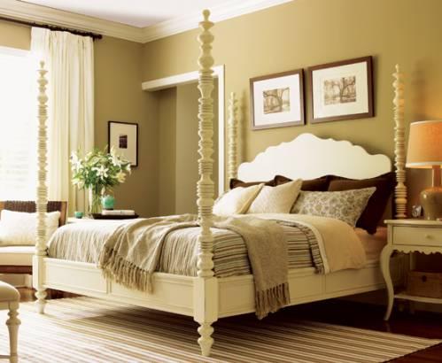 шторы в спальне <i>простые идеи штор для спальни фото</i> - фото