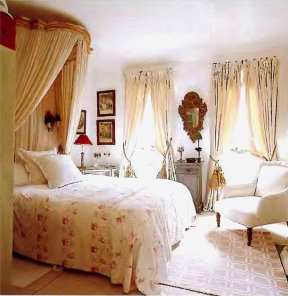 Шторы для спальни - 120 фото-идей