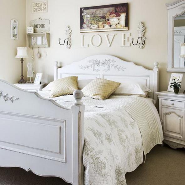 Декор в спальню своими руками фото