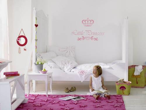 Идеи для комнат детей.  Американский стиль.