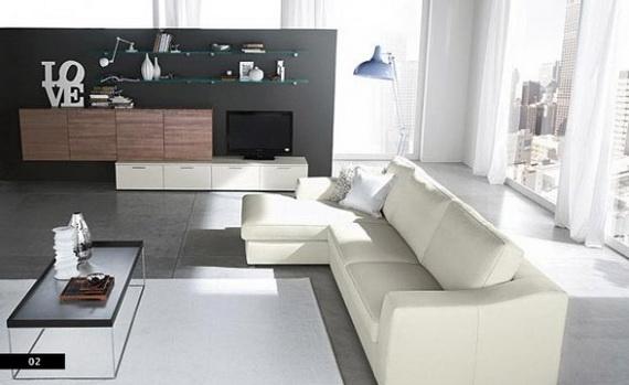 Современный диван