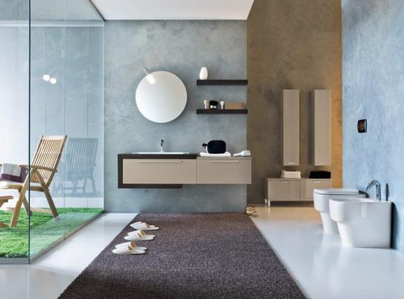 Дизайн маленькой ванной комнаты: 100 фото, идеи для ...