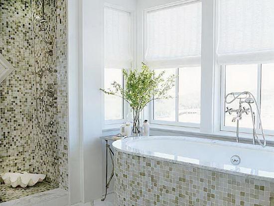 Ванна мозаикой