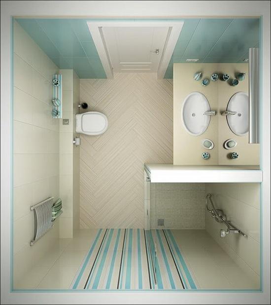 45 идей для ванной комнаты в хрущевке