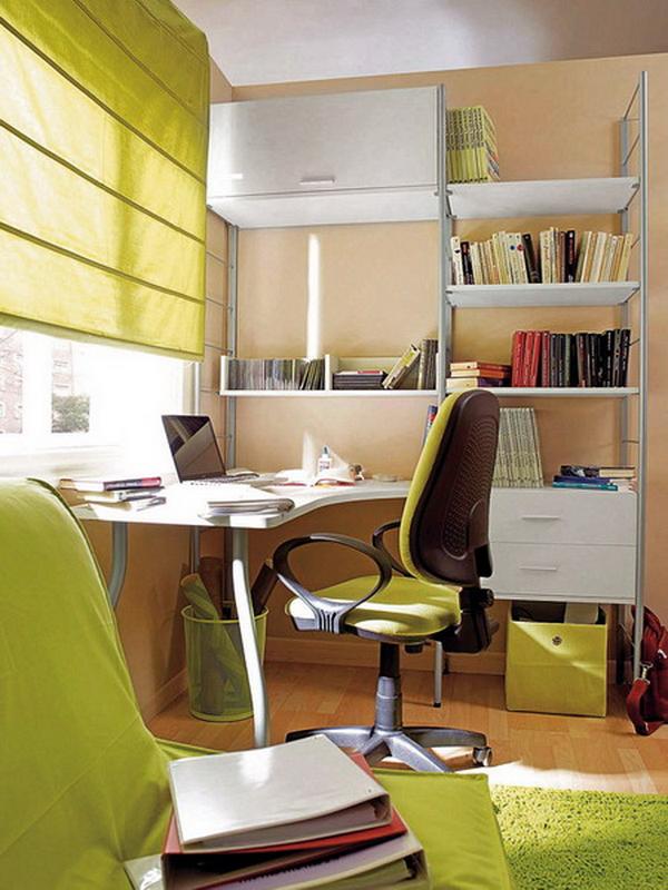 Дизайны для маленьких кабинетов.